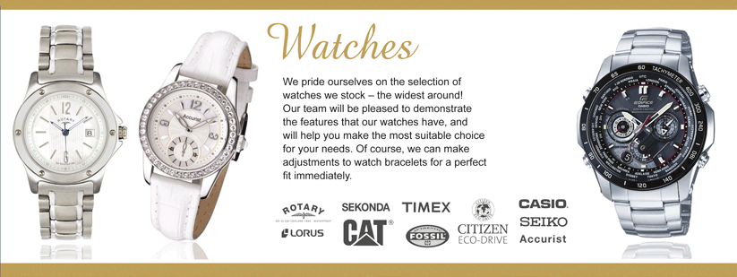 watches by Robertsons